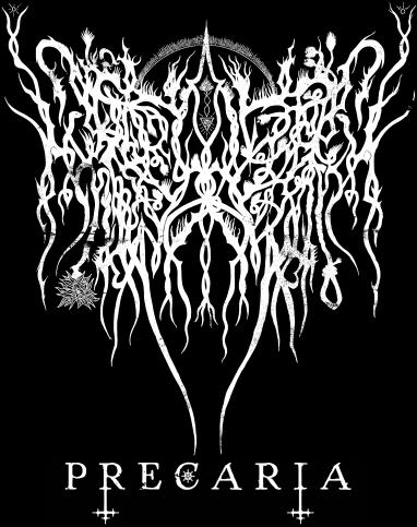 Precaria - Logo (printing inverted)