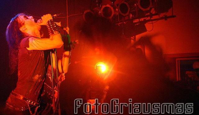 Watain Live in Barcelona 2004: Stream Rare Full Gig