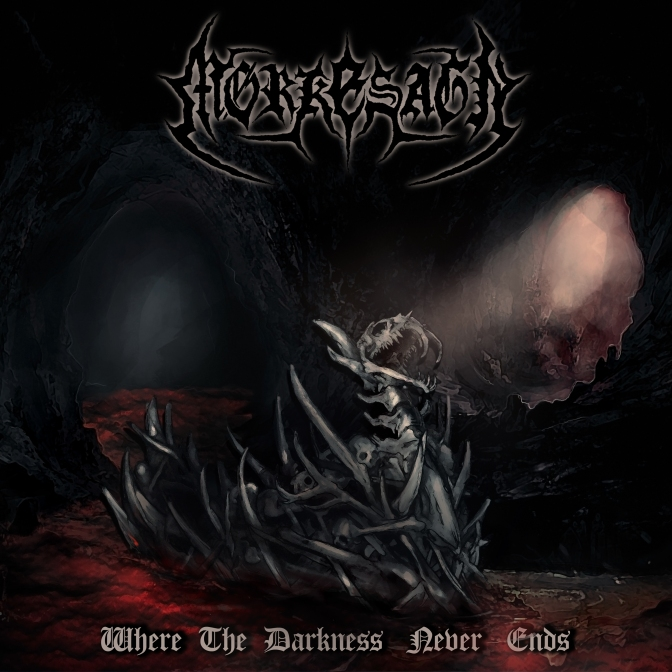Premiere: Three Tracks from the Debut Full Length of MORKESAGN (Ukraine)