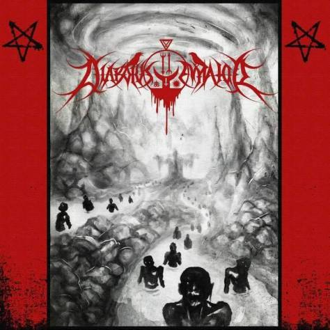 Cover Artwork of Diabolus Amator - Despotic Conjuring Of The Soulless