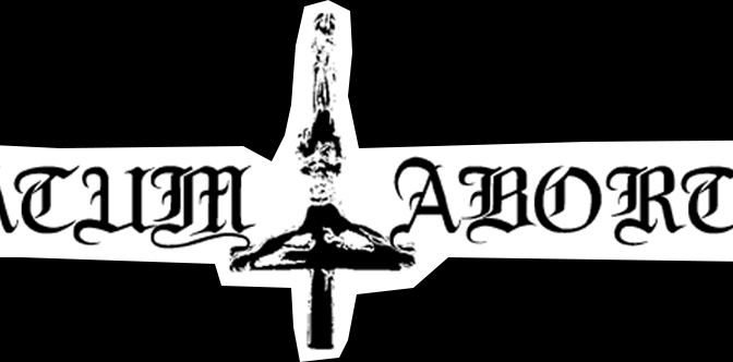"Primal Black Metal Hostility ""With the Strength of Sin"" — Debut Demo of Natum Abortus"