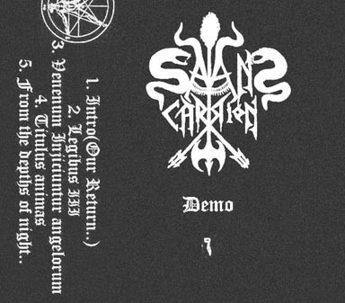 Review: Satans Carrion — Demo I